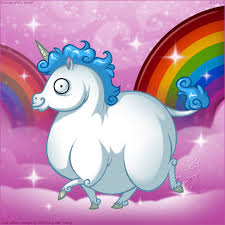 *cue token unicorn photo*